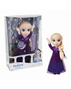 Frozen 2 Elsa Cantante con Luci e Suoni Bambola di Giochi Preziosi