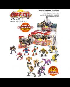 Gormiti S3 Mini Figures 5 Cm Assortiti di Giochi Preziosi