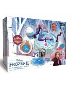 Fabbrica della Neve Frozen 2 di Nice