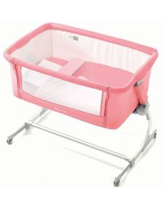 Culla Letto Babyside II di Jane-T04 Rosa Cute
