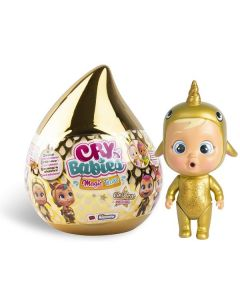 Cry babies Magic Tears Golden Edition 5 Modello Assortito di IMC Toys