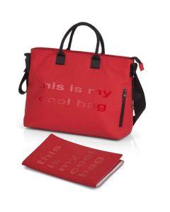 Borsa Mamma Bag RED 397 di Jane