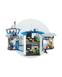 Stazione Di Polizia Con Prigione 6919 di Playmobil