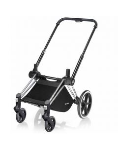 Telaio Priam Con Ruote City Light Chrome di Cybex