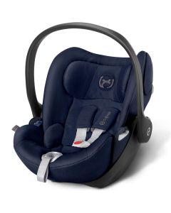 Seggiolino Cloud Q Midnight Blue di Cybex Platinum