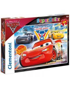 Puzzle Disney Cars 104 pezzi di Clementoni