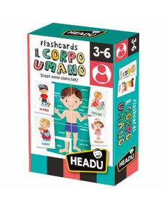 Headu Flashcards Il Corpo Umano di Headu